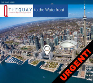 Two Bedroom Waterfront Suite - July 1st!
