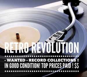 ☆ LP Record Collections ☆Hfx Drop Off Location☆  Top Prices Paid