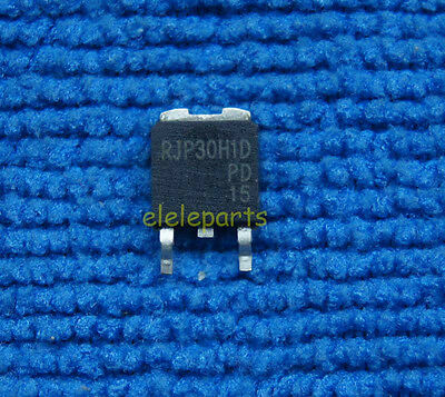 10pcs RJP30H1DPD TO-252 on Rummage