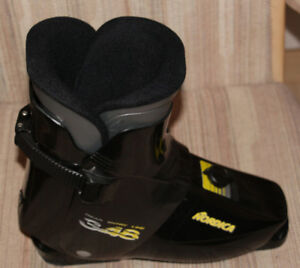 """Nordica ski-boots for alpine skiing, Size Men 27.5 10"""", like New"""