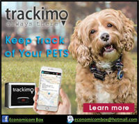 GPS tracking, geolocalisation & Services for your comfort!
