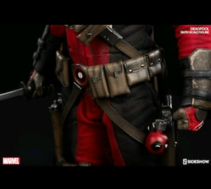 1/6 Deadpool figure by sideshow