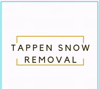 Snow shovel removal for tappen area