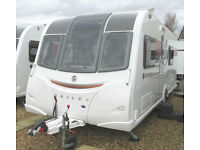 Bailey Unicorn 3 Cadiz INCLUDES AUTO ENGAGE MOTOR MOVER! NOW SOLD