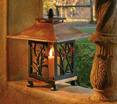 GAR297 H Putter around Pantheon Table Lantern Indoor Outdoor Lighting Home Decor Art