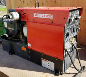 Canox Redcat II - Gas Powered Welder (Miller Bobcat 225)