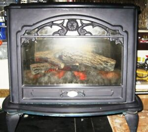 Electric fireplace by DIMPLEX make an offer