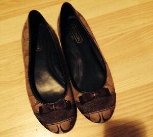 Ladies Coach shoes