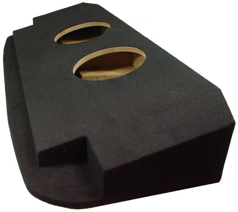 Custom 02-13 Chevy Avalanche Dual 12 Sub Enclosure Bass Speaker Subwoofer Box
