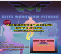 Personal Trainer* New year 2018 Discount* Private Gym Space