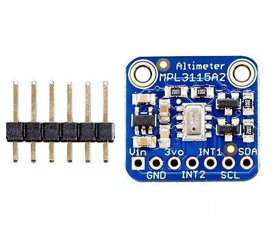 Mpl3115a2 I2c Intelligent Temperature Pressure Altitude Sensor V2.0 Arduino