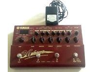Yamaha DG Stomp (Guitar Pre -Amp & Multi Effect)