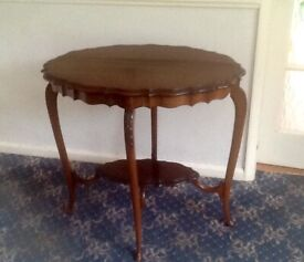Vintage occasional/side table
