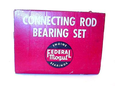 1941-1942-1946-1947-1948 Nash 600 Rod Bearing Set_.010