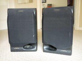 Sony Speaker System. Model SS-CN12.