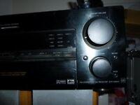 Sony Mini HI-FI system Model DHC-MD373. Mini-disc and CD player