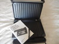 George Foreman 19920 5 Portion Grill with Easy Clean Tray
