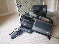 Olympus video camera system.