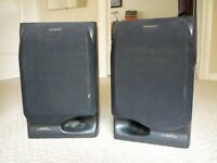 Sony 3 way speaker system