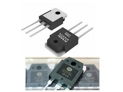 Transistor Voltage Switch (2X D209L 2SD209L TO-3P 12A/700V High Voltage Fast-Switching NPN Power)
