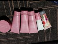 jack wills toiletries, brand new never used came with a present but dont use