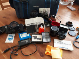 Wanted old 35mm single reflex cameras and accesories pre