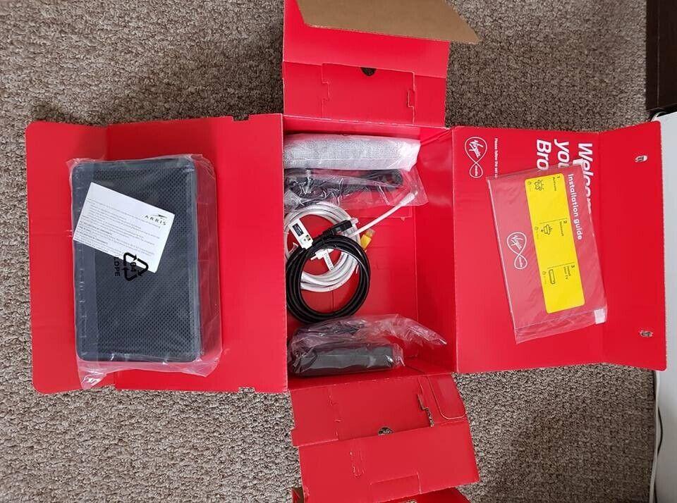 Vrgin media V6 Set Top box TV 4K HDMI 1TB HDD Arris Tivo | in Derby,  Derbyshire | Gumtree