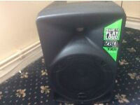 ALTO TX-8, 140 watts rms powered speaker,mint condition