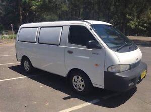 2004 Kia pregio campervan for sale!! Brisbane City Brisbane North West Preview