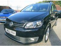 2013 Volkswagen Touran LEFT HAND DRIVE LHD