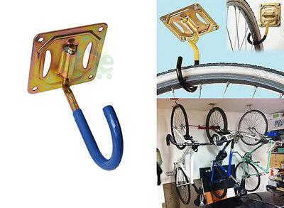 Gancho Soportes Plegables Portabicicletas para Bicicleta Correr MTB Techo Pared