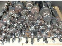 vauxhall corsa, astra, agila, zafira, vectra and insignia driveshafts. peices from