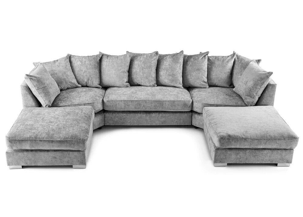 U Shape :::: Corner Sofa In Different Colors | in Plymouth ...