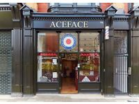 Barbers needed Aceface barbers