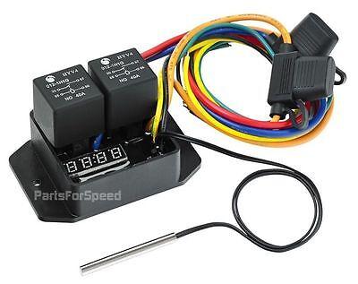Davies Craig 0444 Digital Radiator Fans Controller Adjustable Temperature Range