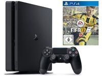 BRAND NEW PLAYSTATION 4 CONSOLE WITH FIFA GAME 17