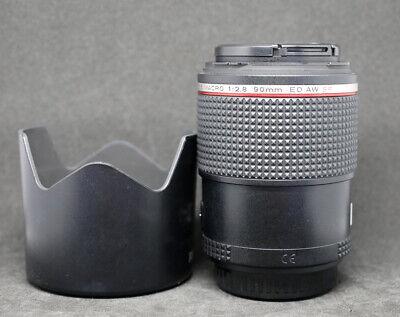 [FedEx] Pentax D-FA 645 90mm F2.8 ED AW SR Macro Lens