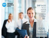 SAP TRAINING COURSES FICO HCM HR HANA BI HR
