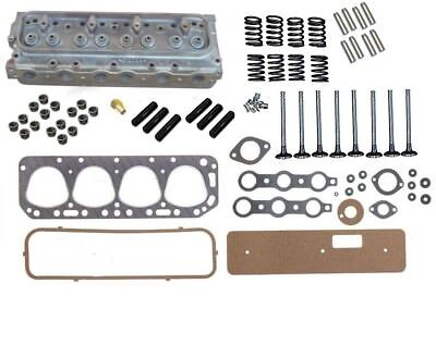 Cylinder Head Kit Ford 900 901 941 950 951 960 961 971 981 Tractor 12