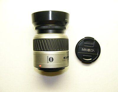 40677 Minolta AF 35-80 Mm F/4.0-5.6 DL AF Zoom Lens - $25.00