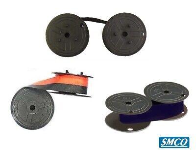 Samsung Sam4s Er-290 And Olivetti Ecr-2350 Ink Ribbon Twin Spools Cash Register