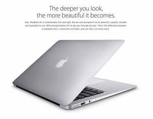 """LAPTOP APPLE Macbook Air 13"""" mid 2012 model in superb condition w Deagon Brisbane North East Preview"""