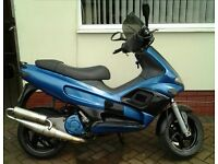 gilera runner 180 reg as 50 need gone