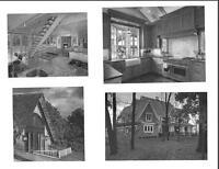 "HOUSE PLAN FOR SALE ""CUSTOM"" DESIGNED- unique"