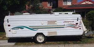 Jayco Swan  2000  Call Ian  Narre Warren Casey Area Preview