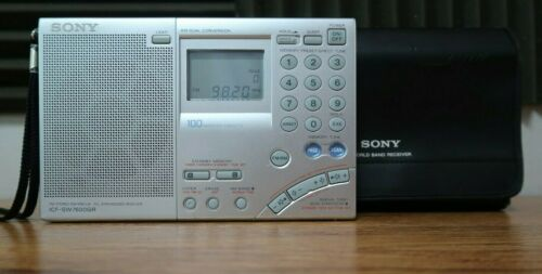 Sony ICF-SW7600GR World Radio Receiver