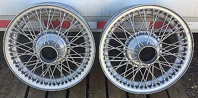 1950's Jaguar XK Used Rims for sale  Shipping to Canada