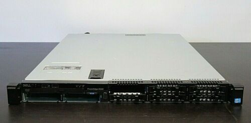 Dell PowerEdge R320 1U Server | 6 Core E5-2430L 2.0GHz 24GB NO HD iDrac7 H310