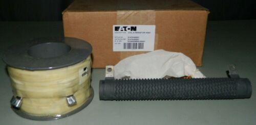 CUTLER HAMMER 2147A48G01 Kit 658C651G01 Coil w/ Resistor for 400 AMP AMPGUARD