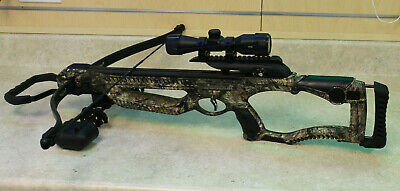 Barnett Assault Hunting Crossbow w/ 4x32 Scope * Pre-owned*  FREE SHIPPING